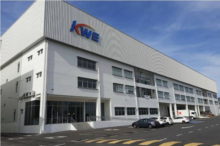 New Warehouse in Penang Airport Free Commercial Zone