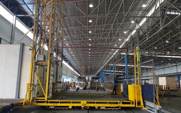 Lödige Industries to enhance dnata's Changi warehouse