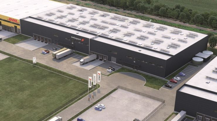 SWISSPORT FURTHER EXPANDS ITS AIR CARGO BUSINESS AT VIENNA AIRPORT WITH A BRAND-NEW CARGO TERMINAL