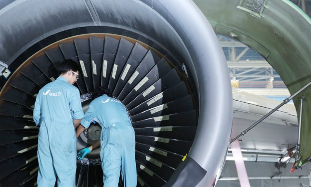 HAECO extends partnership with China Airlines