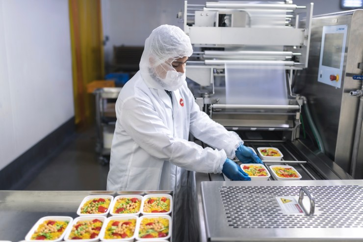 SATS acquires Thai frozen food producer for S$21 million