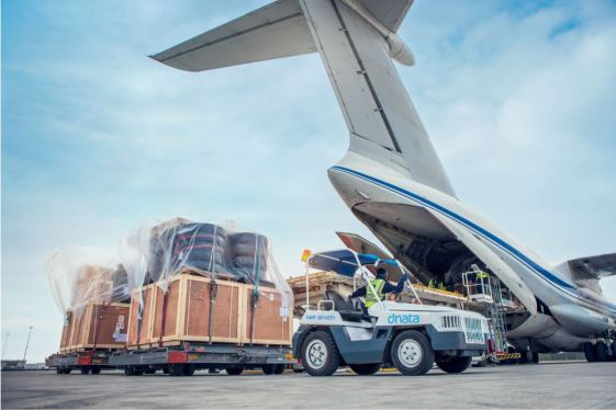 dnata partners with Kale Logistics on e-commerce