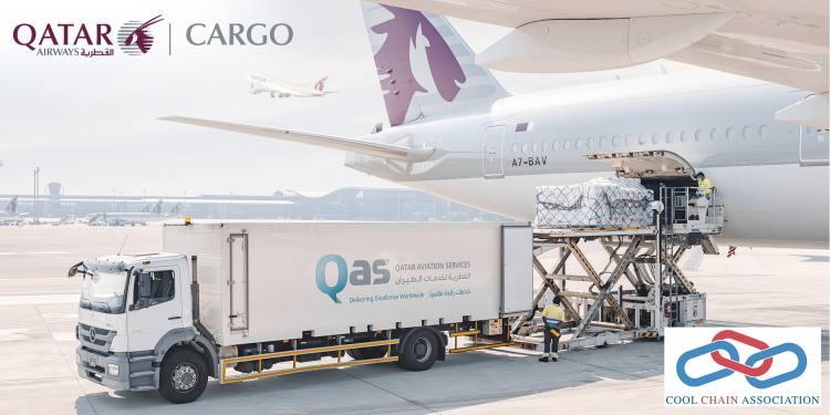 Qatar Airways Cargo joins Cool Chain Association