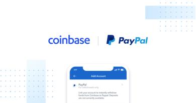 Coinbase and Paypal