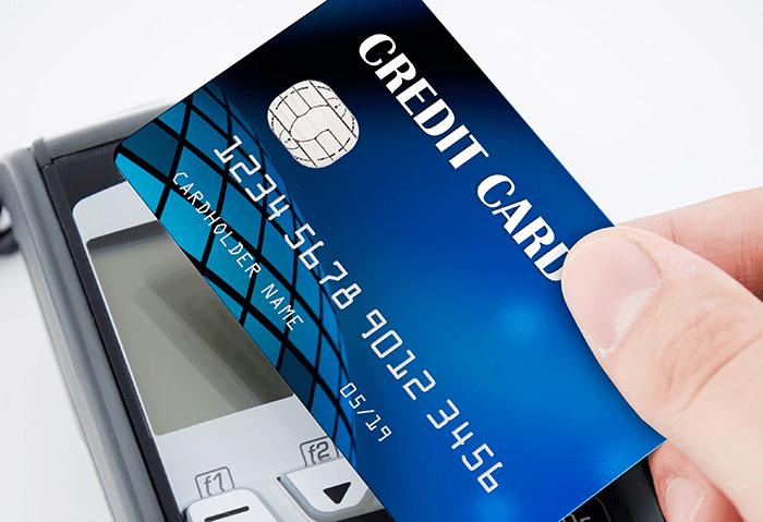 Credit Card Deposits in Canada
