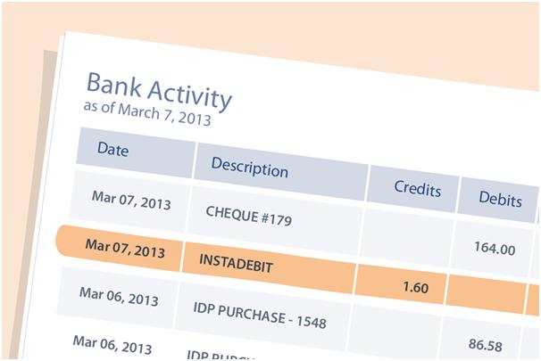 Bank Verify by Instadebit