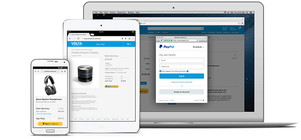 Paypal and One Touch