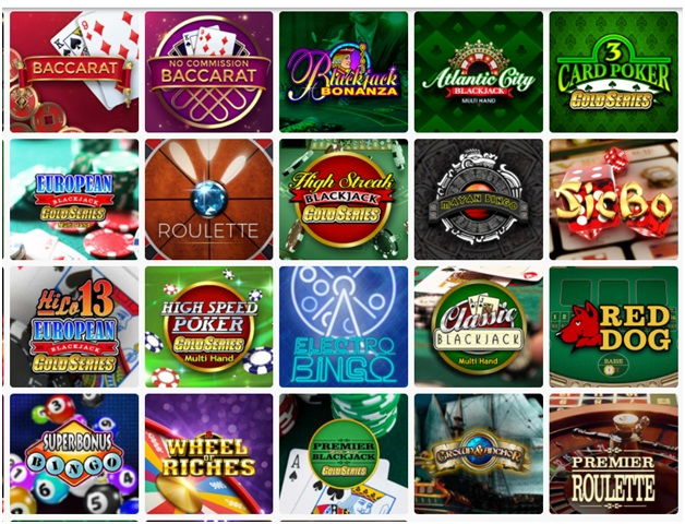 Platinum Play Online Casino Canada Games To Play