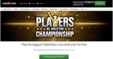 Poker Star Canada