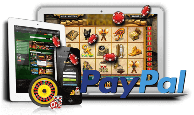 What are the fees to use PayPal at online Canadian casinos?