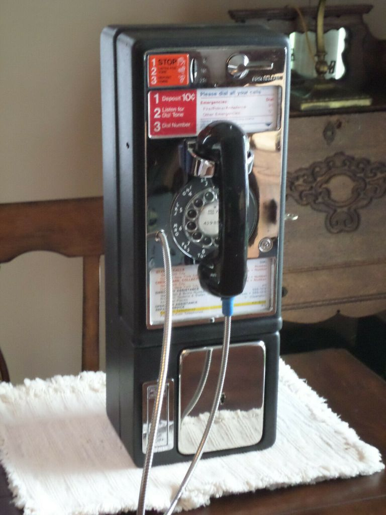 Rotary Payphone *SOLD* on eBay, With a Small Backstory - The ...