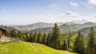 séjour en montagne en été