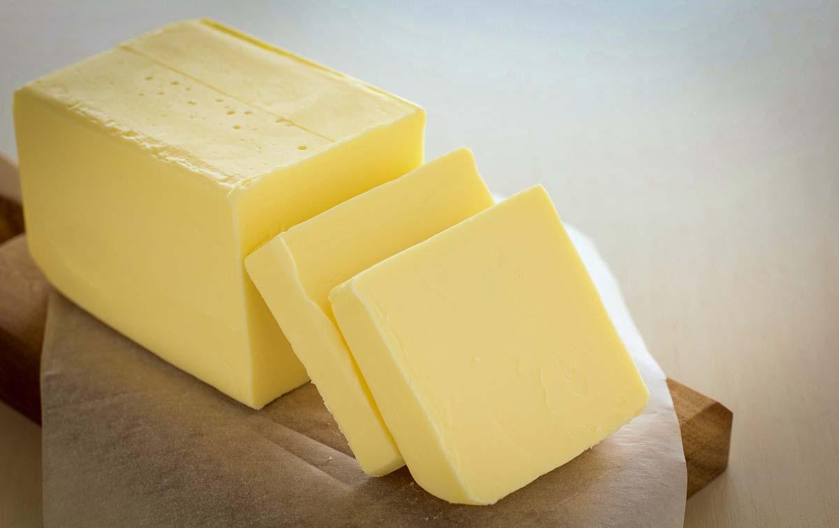 stockage du beurre