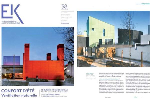 ECOLOGIK – MAI 2014 – Les sentes du coteau – OPH Vitry