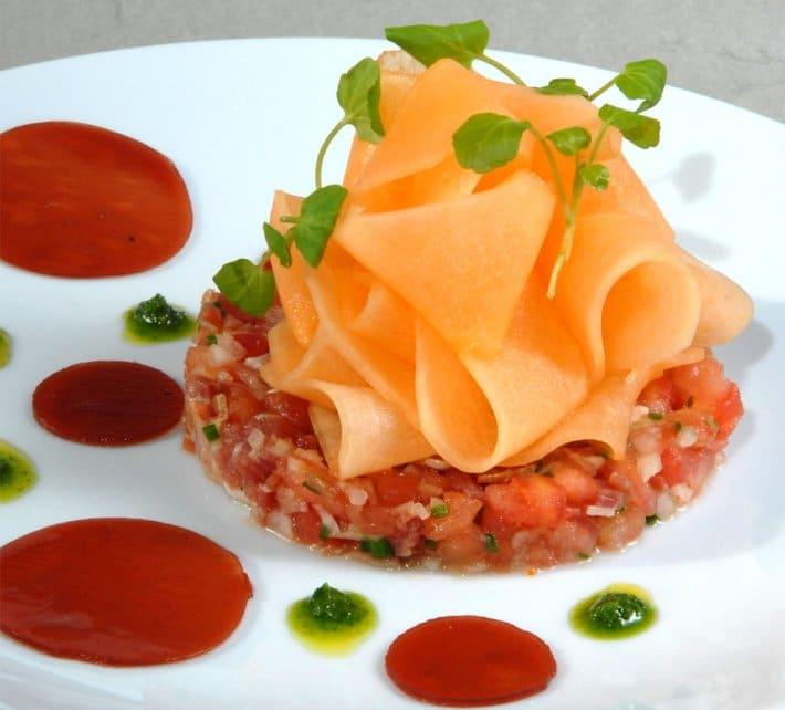 recettes-tartare-jambon-melon-tomate-pays-basque