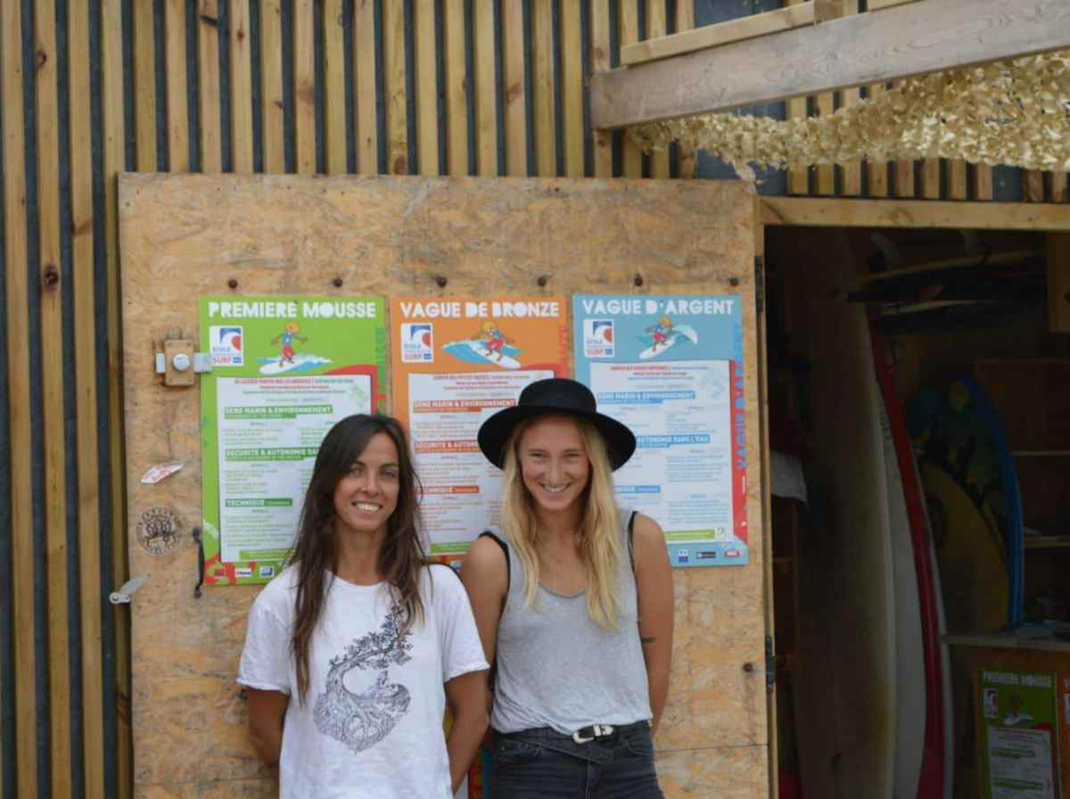 madrague surf school anglet