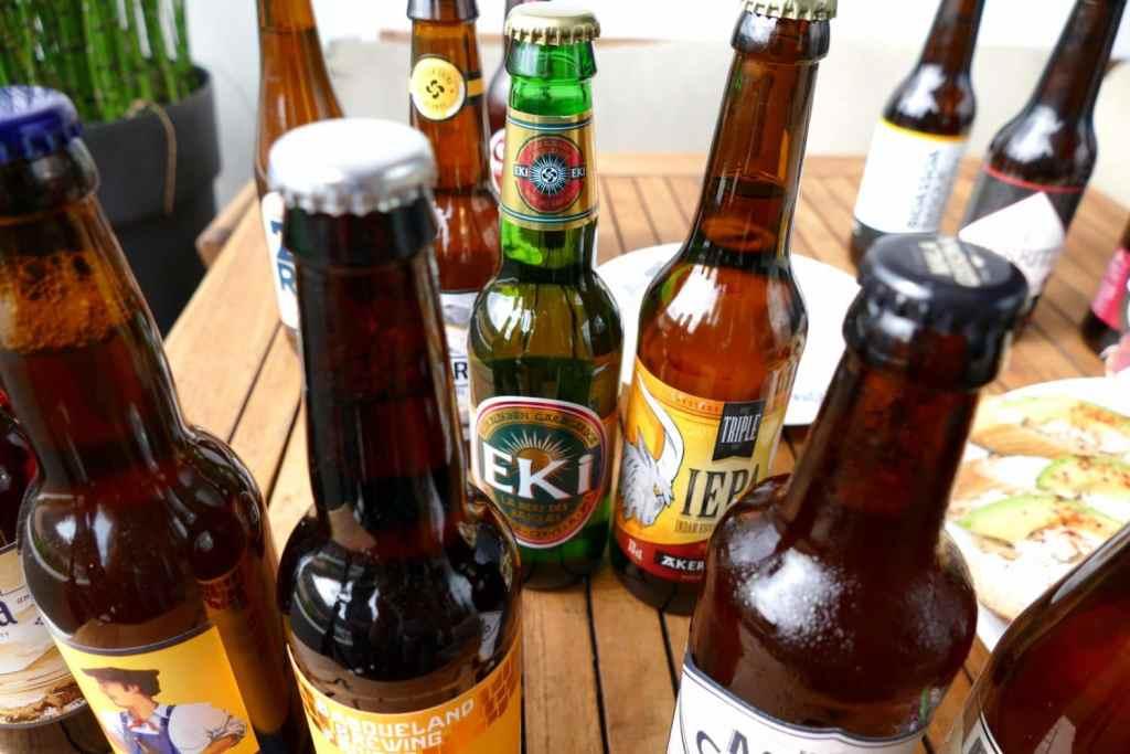 toutes les bières basques