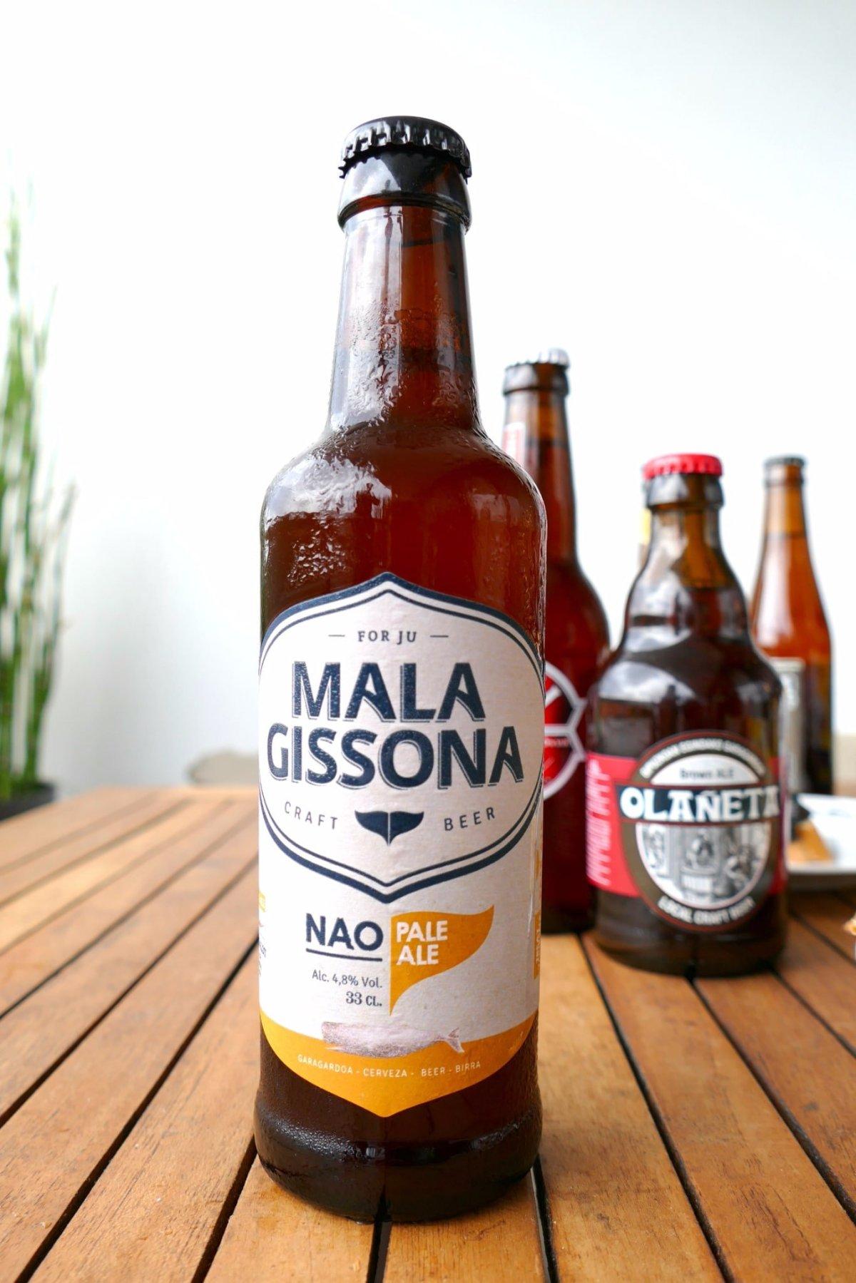 une nouvelle bière basque