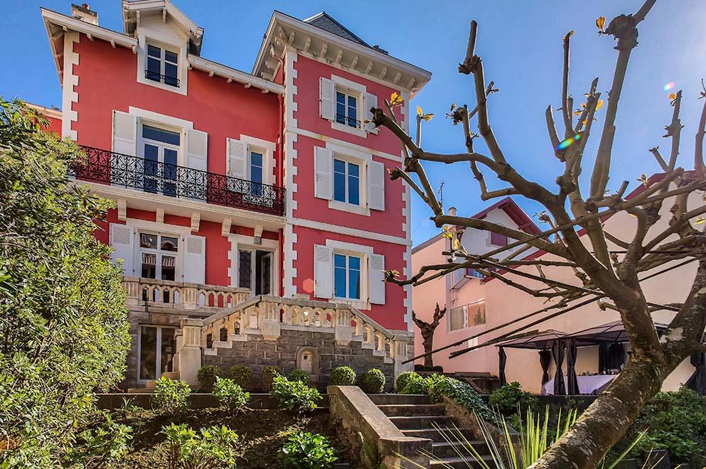 Coworking à Biarritz - la Maison Rouge