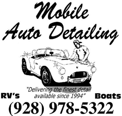 Mobile Auto Detailing Logo Gallery