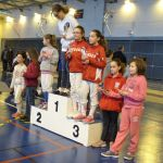 le podium des pupillettes