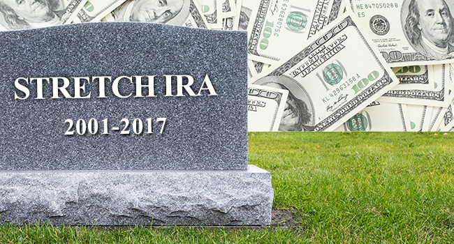 Stretch IRA - Inherited IRA - New IRA Rules