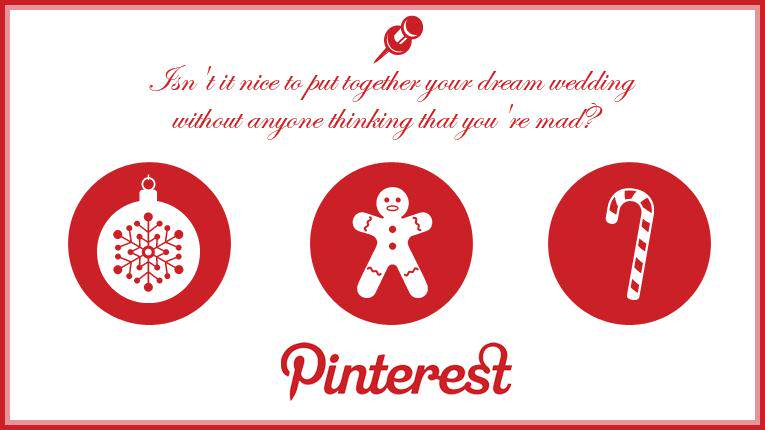 Pinterest Yılbaşı Kartı