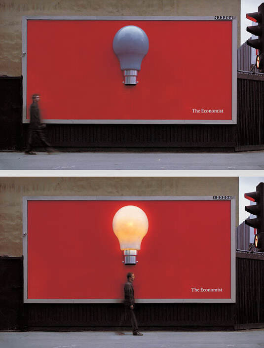 The Economist - Light Bulb