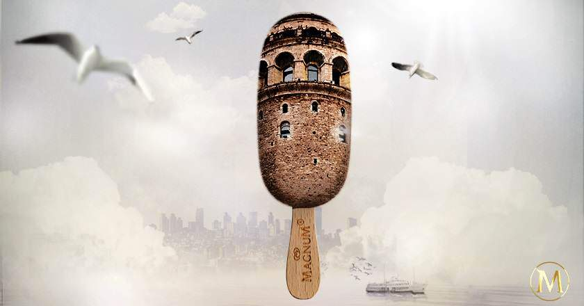 Deneyim Pazarlamak: Magnum Store İstanbul