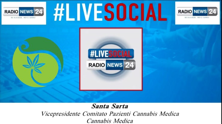 video intervista #livesocial
