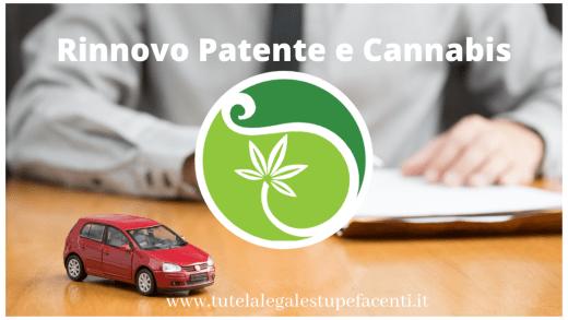 patente e cannabis