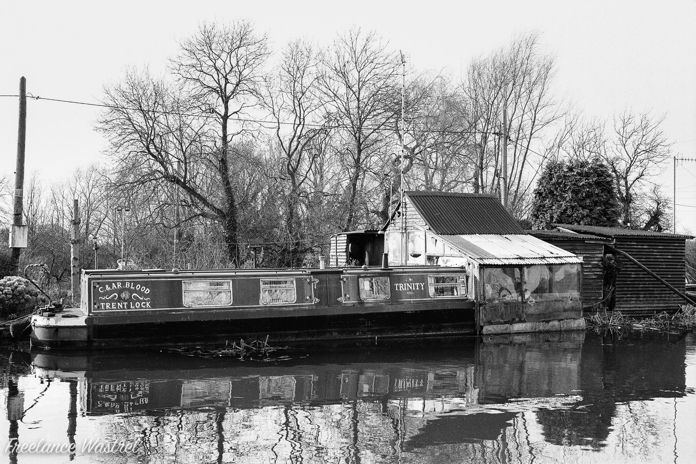 Trinity, Erewash Canal, February 2018