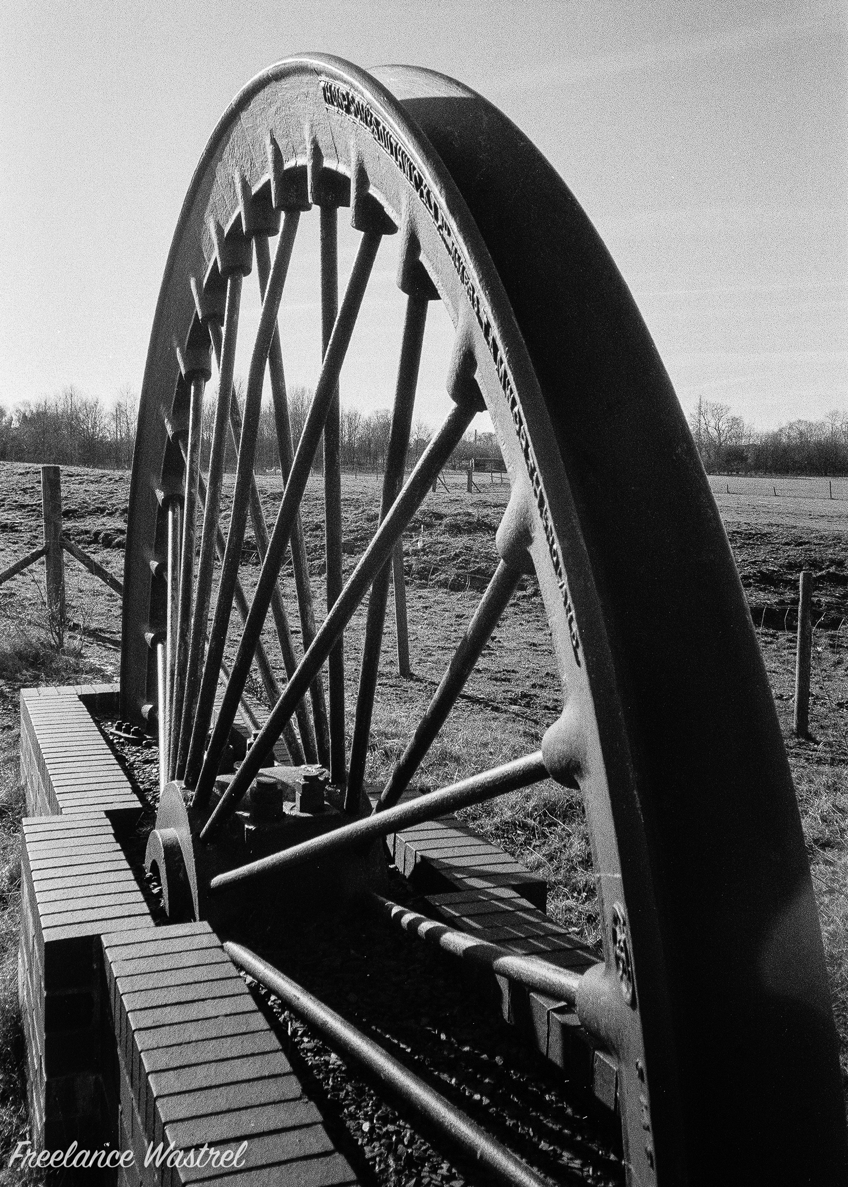 Pit Wheel, February 2018