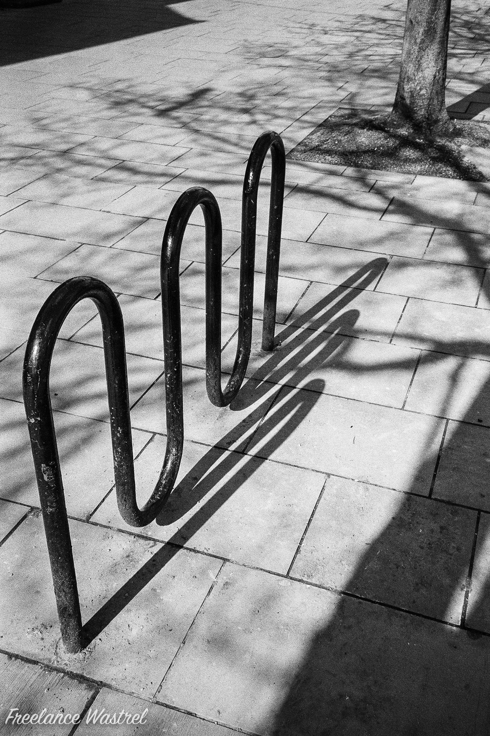 Street shadows, Mansfield