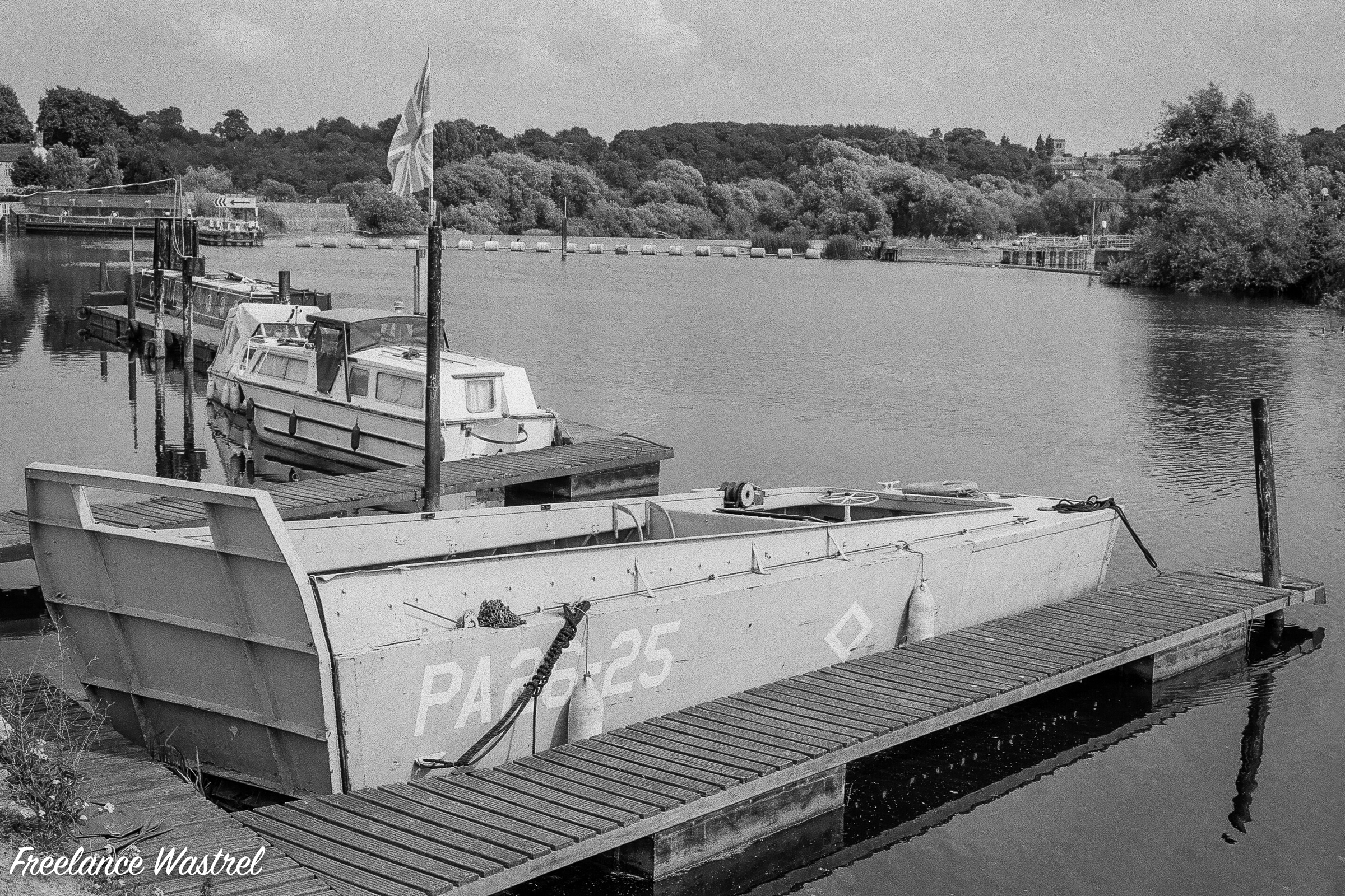 Landing Craft, Vehicle, Personnel (LCVP) PA26-25, July 2018