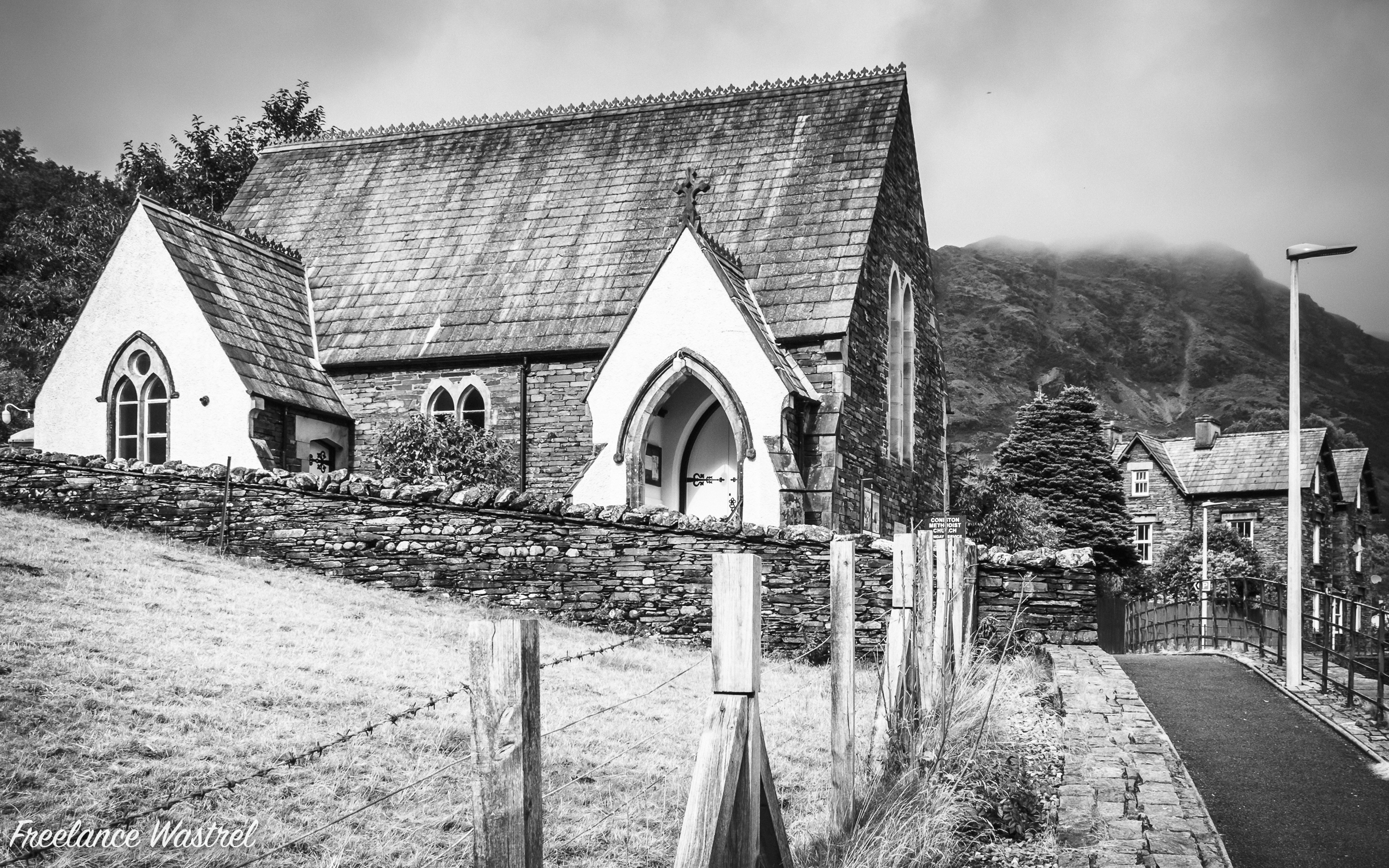 Coniston Methodist Church
