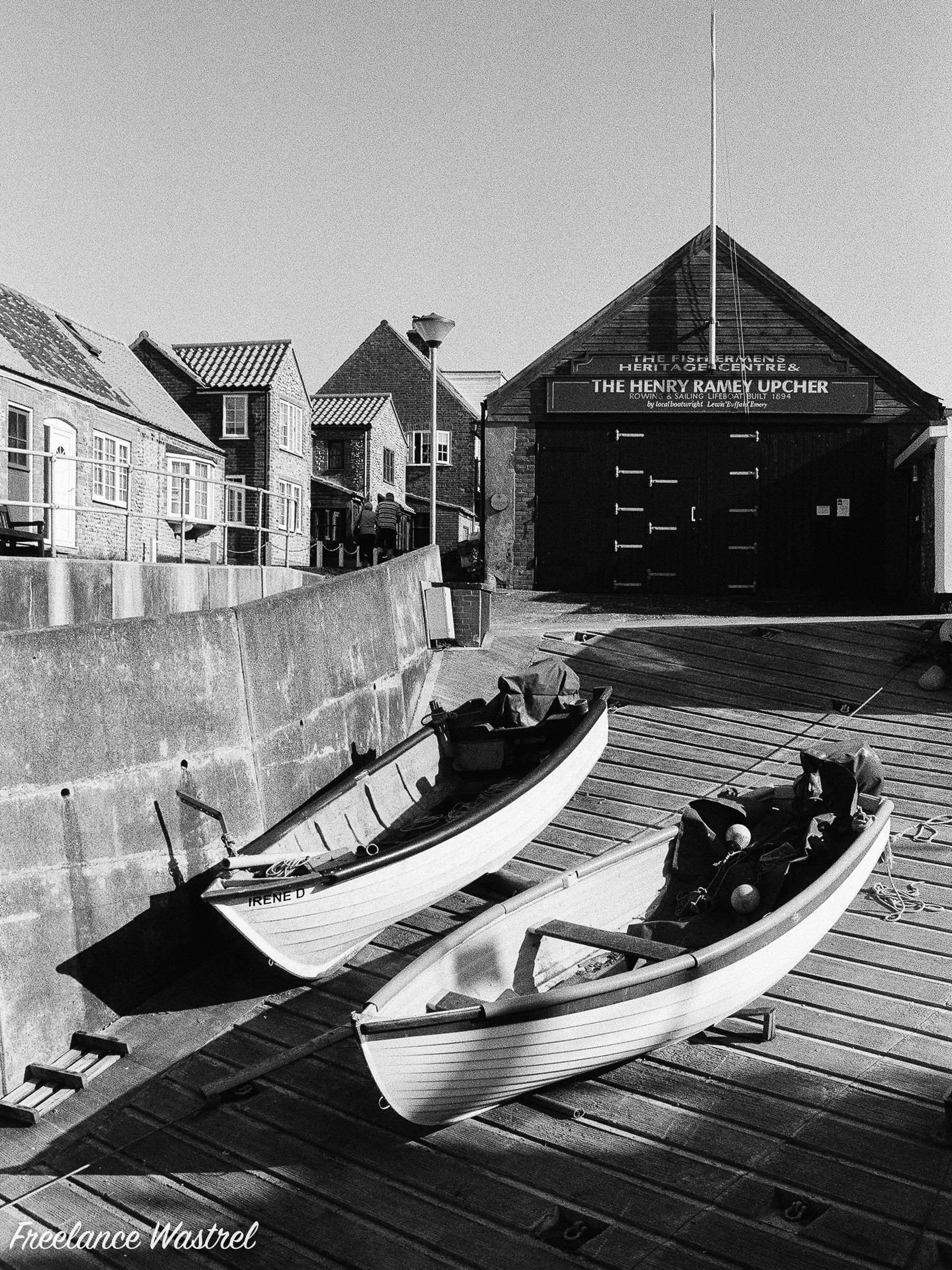 Sheringham Lifeboat Museum