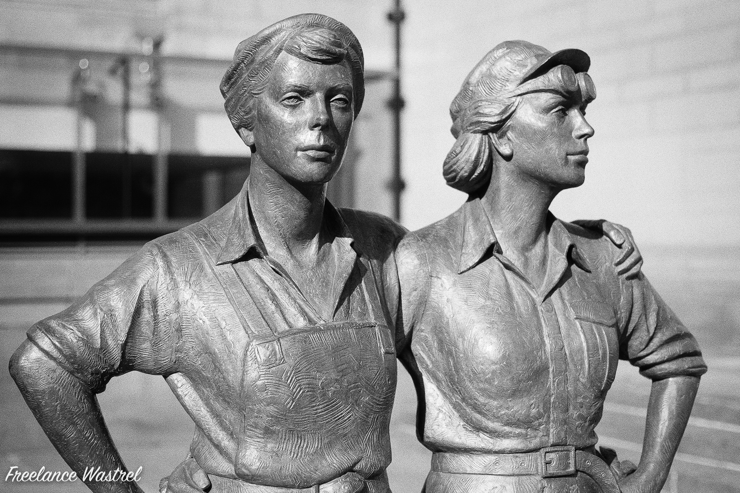 'Women of Steel'