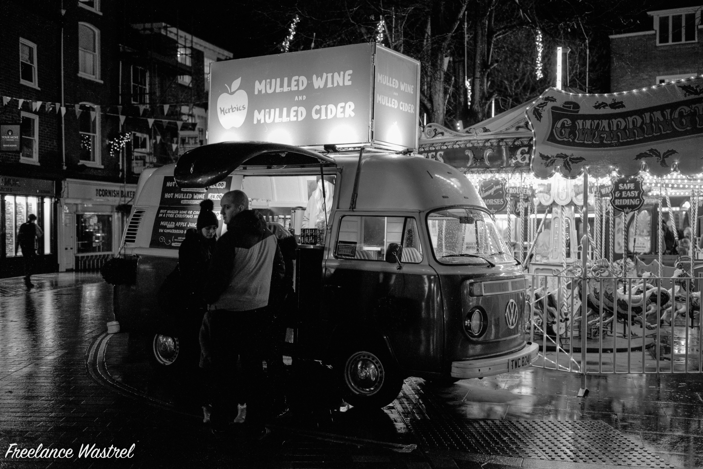 Mulled Wine and Mulled Cider, York, December 2018