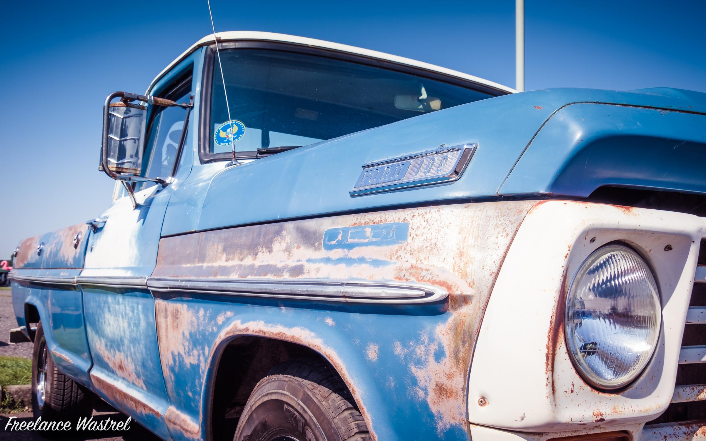 1967 Ford Ranger F100 pickup