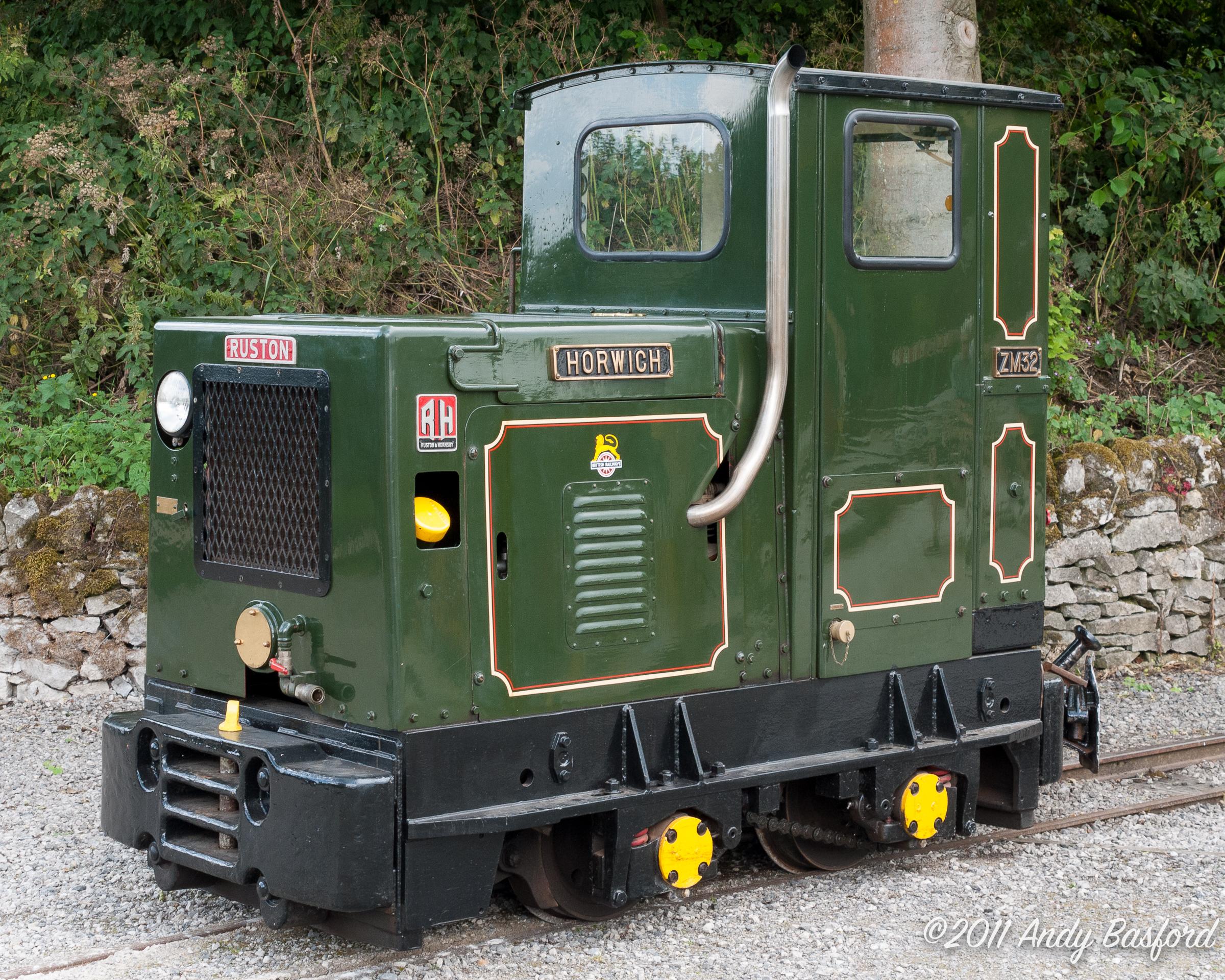 RH 4wDM ZM32 'HORWICH' (works no.416214 of 1957)-20110710