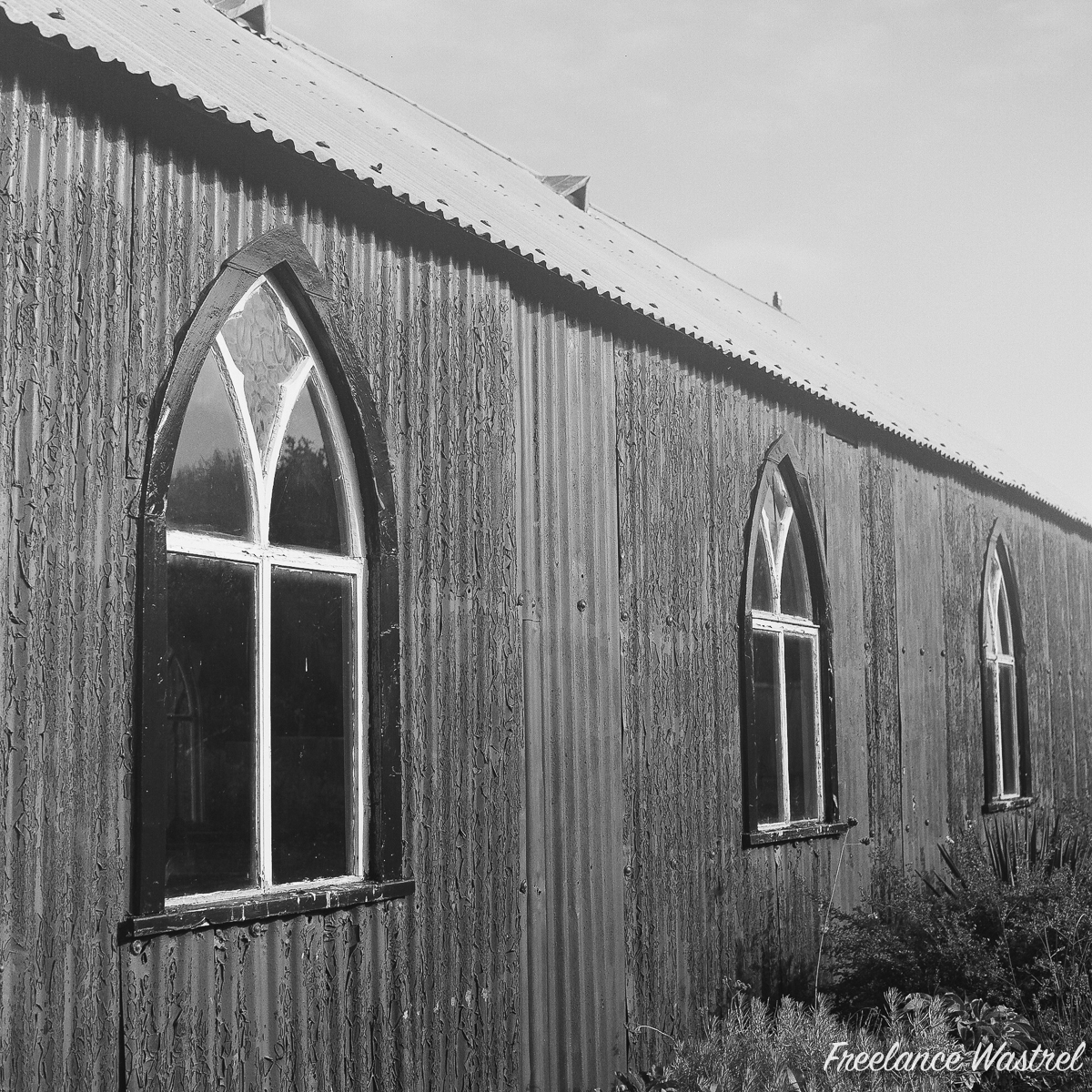 Tin Tabernacle, October 2019