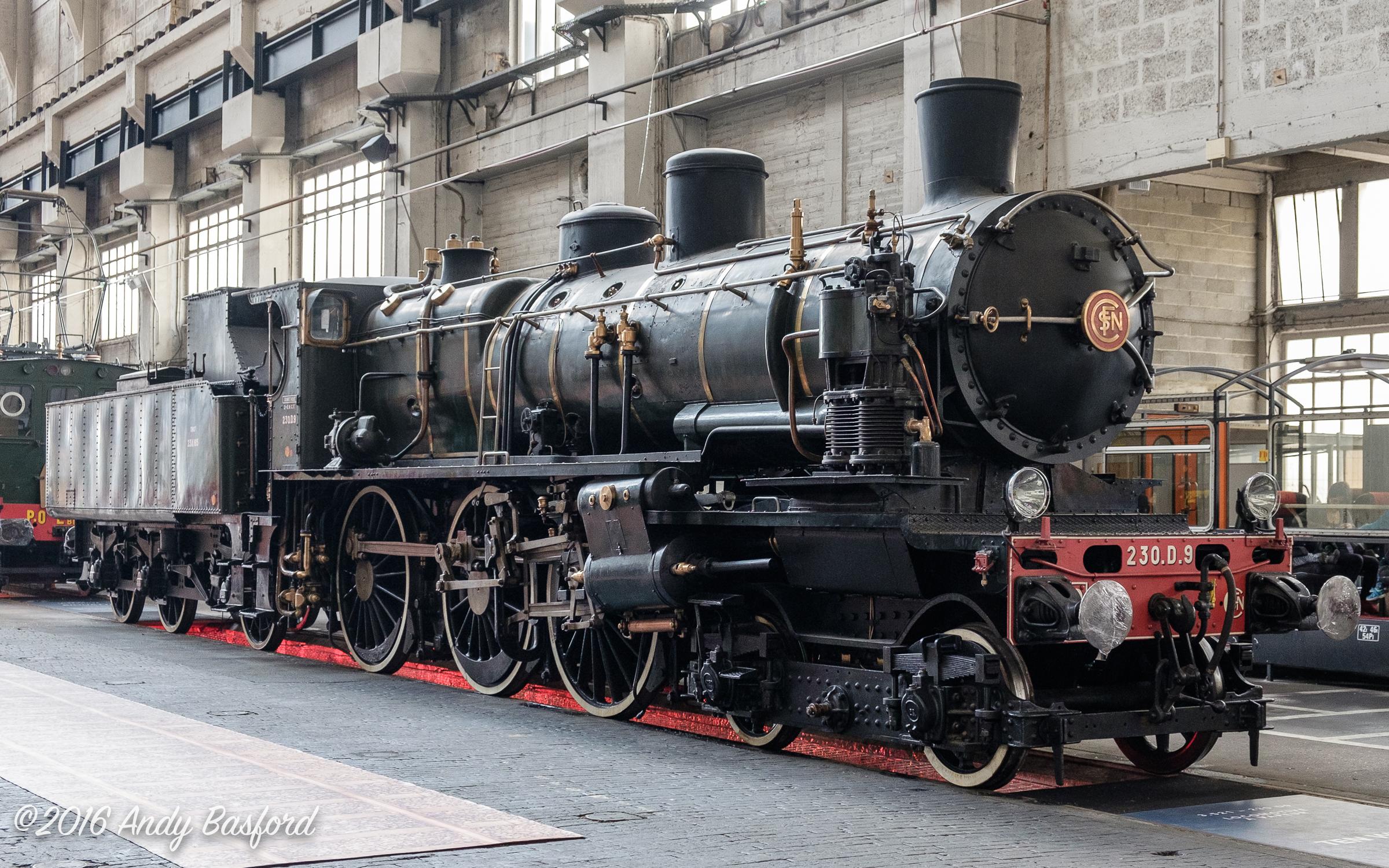 SNCF 230.D.9 (CF du Nord 230 3.521)-20160618