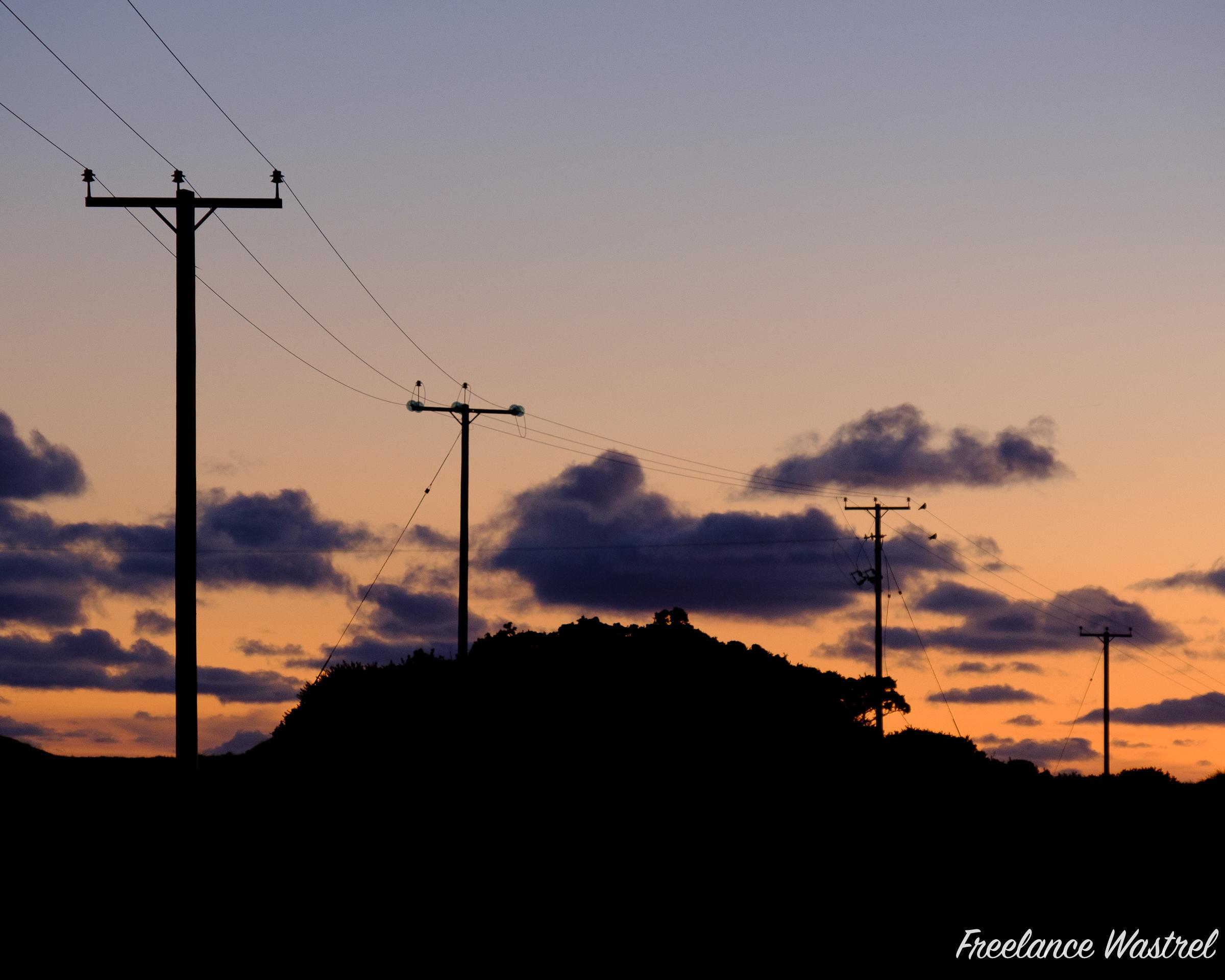 Wires, October 2019