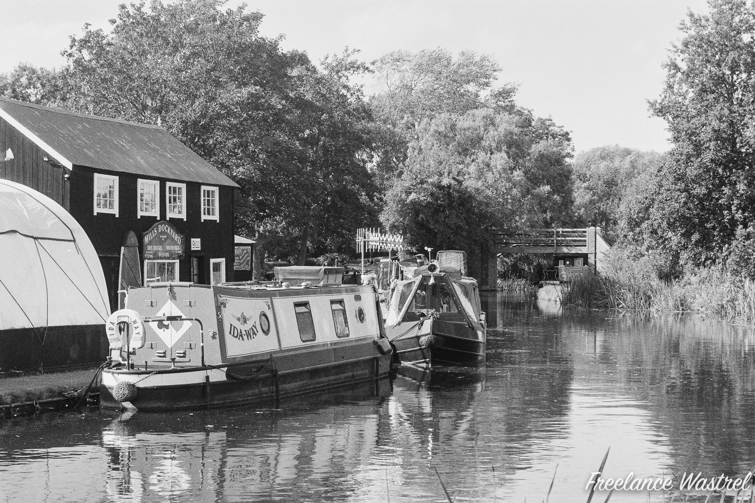 IDA-WAY, Erewash Canal, September 2020