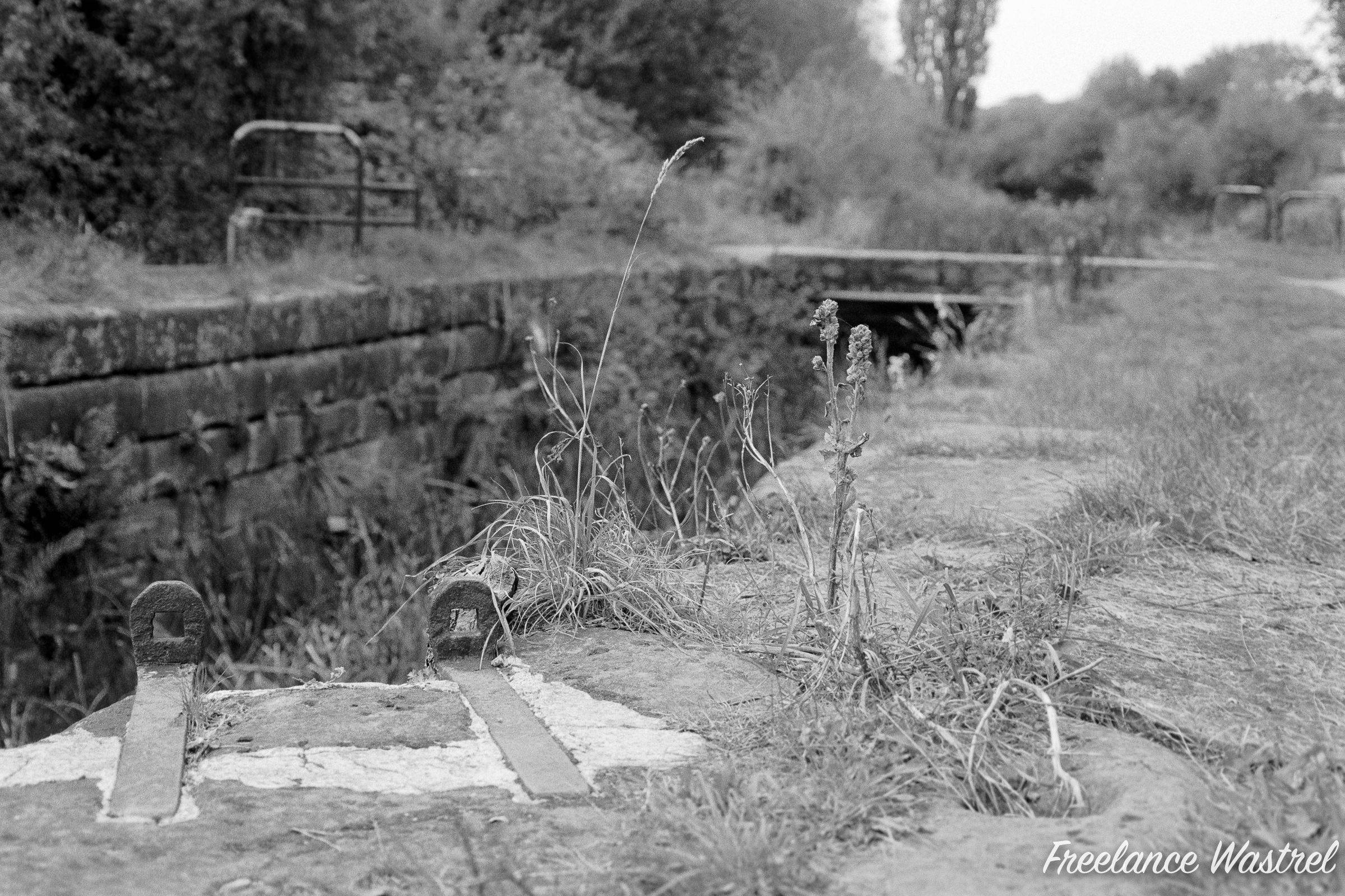 Marshall's Lock, Codnor Park