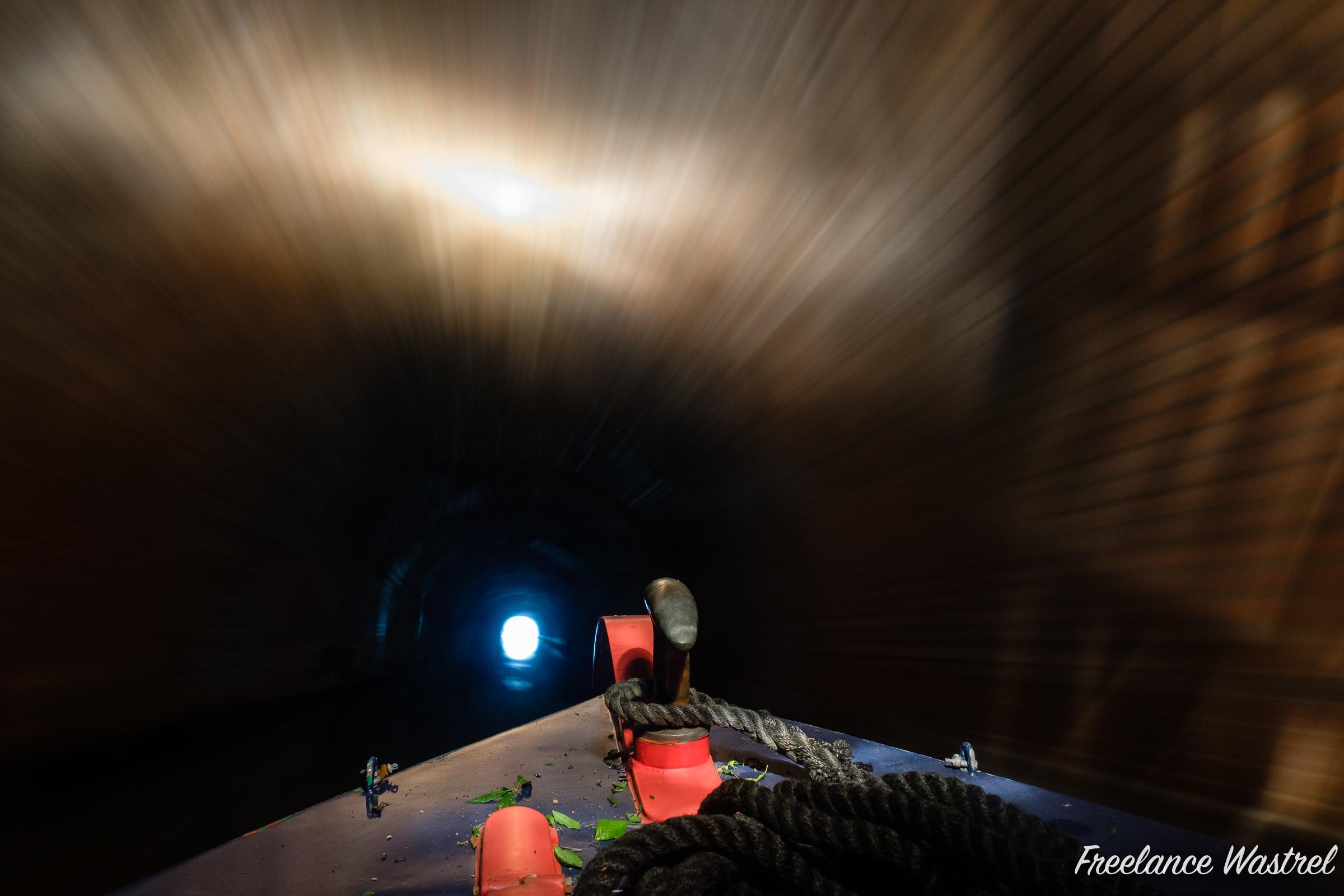 The light at the end of (Saddington) tunnel…