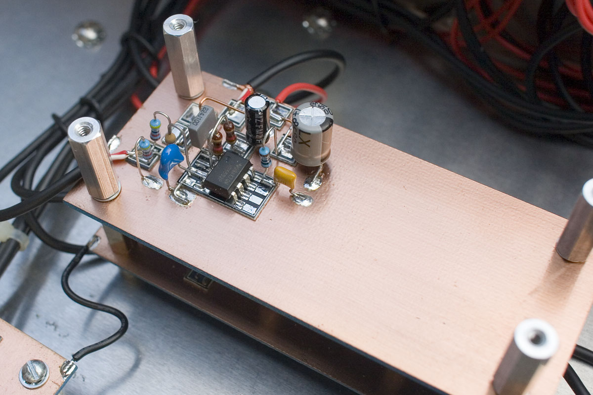 The Sproutie Mk Ii Hf Regen Receiver Dave Richards Aa7ee Wa0uwh Electronics Ham Radio Blog Micro Fm Transmitter And 700hz Cw Low Pass Filter