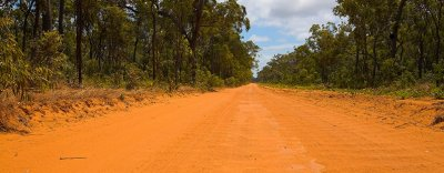 Cape York outback travelling