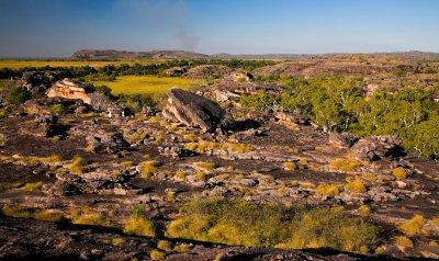 View from Ubirr Rock